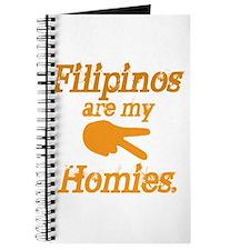 Filipinos are my homies Journal
