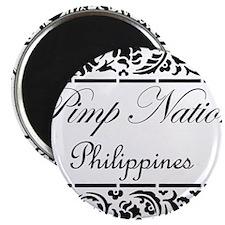 Pimp Nation Philippines Magnet