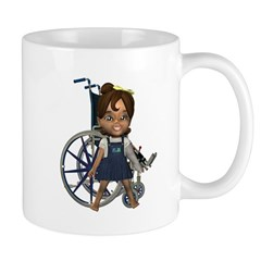 Katrina Broken Left Arm Mug