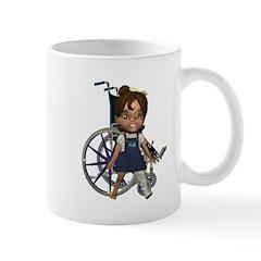Katrina Broken Left Leg Mug