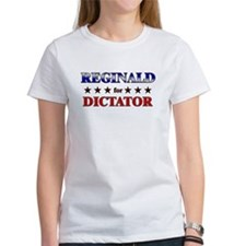 REGINALD for dictator Tee