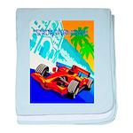 International Grand Prix Auto Racing Print baby bl