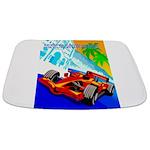 International Grand Prix Auto Racing Print Bathmat