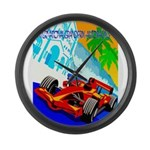 International Grand Prix Auto Racing Print Large W