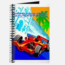 International Grand Prix Auto Racing Print Journal