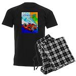 International Grand Prix Auto Racing Print pajamas