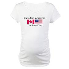 Canadian American-the Best Ki Shirt
