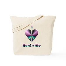 I Love Huntsville #2 Tote Bag