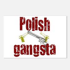 Polish gangsta Postcards (Package of 8)