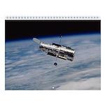 Hubble Images Wall Calendar