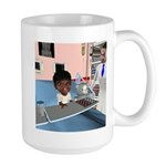Keith Sick Large Mug