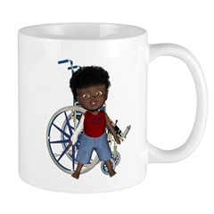 Keith Broken Rt Arm Mug