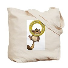 Flying Squirrel Tote Bag