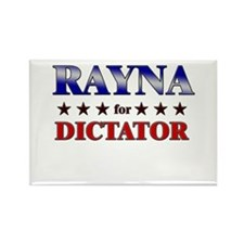 RAYNA for dictator Rectangle Magnet