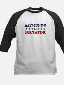 RAYMUNDO for dictator Kids Baseball Jersey