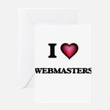 I love Webmasters Greeting Cards