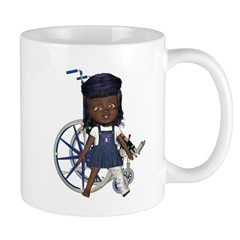 Katy Broken Left Leg Mug