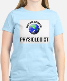 World's Greatest PHYSIOLOGIST T-Shirt
