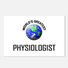 World's Greatest PHYSIOLOGIST Postcards (Package o