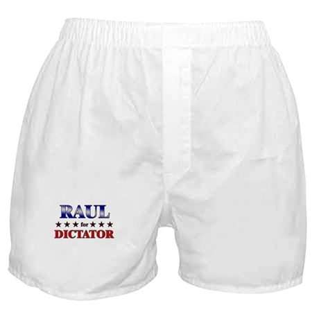 RAUL for dictator Boxer Shorts