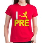 I Run PRE Women's Dark T-Shirt