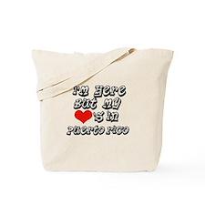 Unique Puerto rico, ortiz Tote Bag