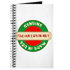 Italian Lovin Nut Journal