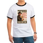 Ingredients of Peace Ringer T