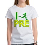I Run PRE Women's T-Shirt