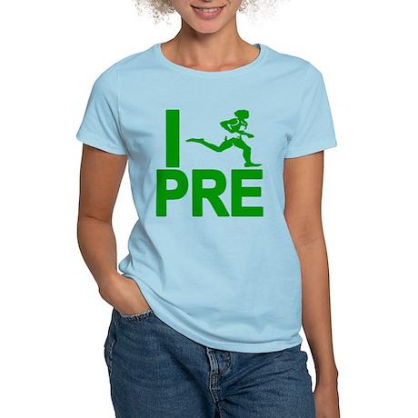 I Run PRE Women's Light T-Shirt