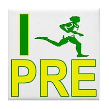 I Run PRE Tile Coaster