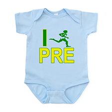 I Run PRE Infant Bodysuit