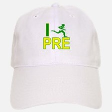 I Run PRE Baseball Baseball Cap