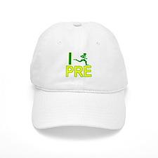 I Run PRE Baseball Cap