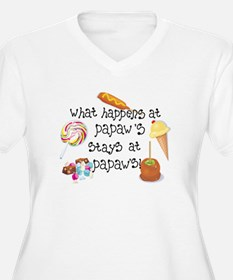 What Happens at Papaw's... T-Shirt