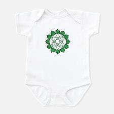 Heart Chakra Infant Bodysuit