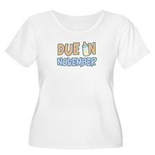 Due In November Boy T-Shirt