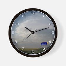 Ryan Weather Wall Clock