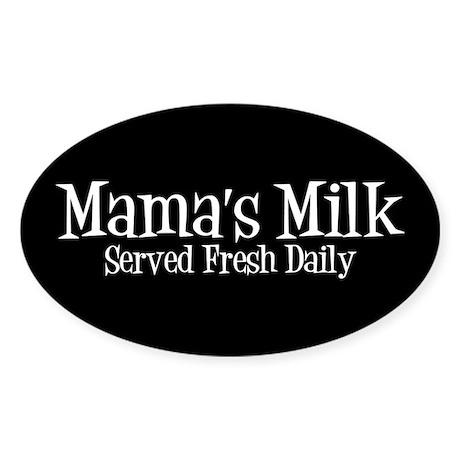 Mama's Milk Sticker