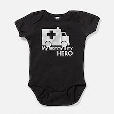 Cute Rescue mom Baby Bodysuit