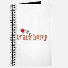 Love my Crackberry Journal