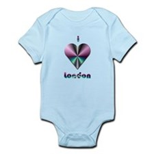 I Love London #2 Infant Bodysuit