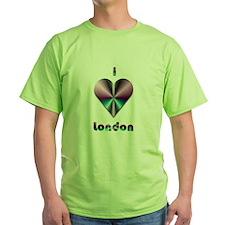 I Love London #2 T-Shirt