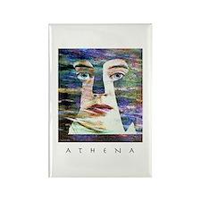 Athena Rectangle Magnet