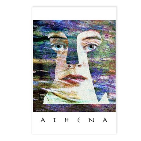 Athena Postcards (Package of 8)