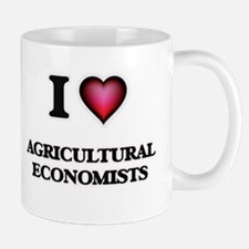 I love Agricultural Economists Mugs
