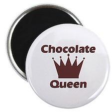 Chocolate Queen Magnet