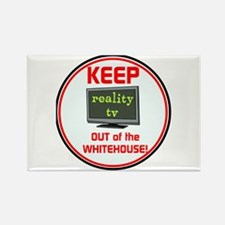 Keep Trump & reality TV out of the Whitehouse Magn