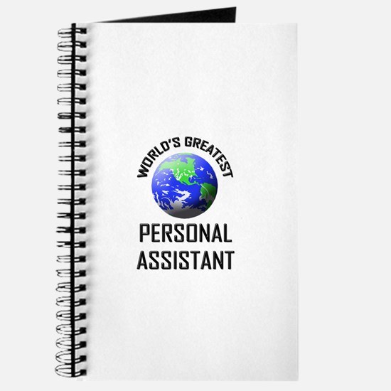 World's Greatest PERSONAL ASSISTANT Journal
