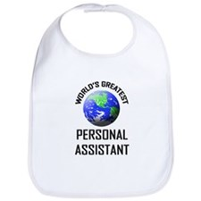 World's Greatest PERSONAL ASSISTANT Bib